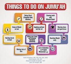 I Love Islam: Things to do on Jumu'ah (Friday)