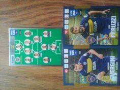 All cards Boca Juniors