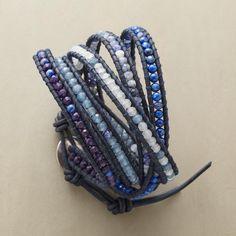 Skywalker 5 Wrap Bracelet from Sundance on Catalog Spree