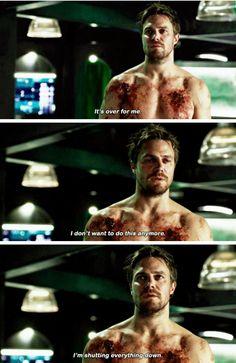 #Arrow #Season5 #5x17
