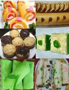 Cara Membuat Kue Tradisional Yang Mudah Dan Praktis : membuat, tradisional, mudah, praktis, Aneka, Basah, Modern, Spesial, Praktis, Dijual, Kembali, Serta, Resep, Membuat, Adonan, Ba…, Asian, Desserts,, Indonesian, Drink