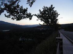 #lecrin #valley towards #beznar twilight