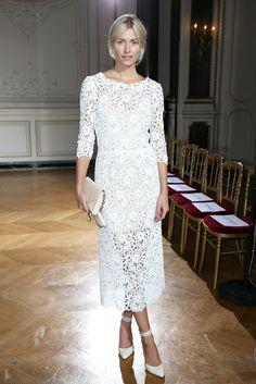 Kaviar Gauche : Guests Arrivals - Paris Fashion Week Womenswear Spring/Summer 2016