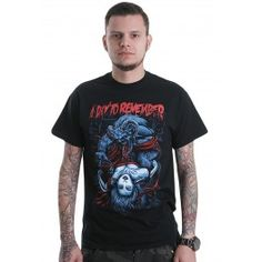 A Day To Remember - Beast - T-Shirt Merch Store - Impericon.com UK
