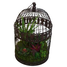 52CM Height CM Stell Material Birdcage Lampshade