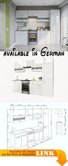 B017RKAWGW  idealShopping GmbH Unterschrank mit Arbeitsplatte - arbeitsplatten küche 70 cm tief