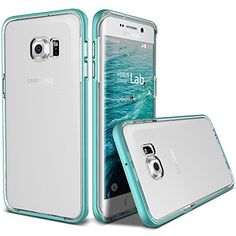 Galaxy S6 Edge Plus Case Verus [Crystal Bumper][Mint]  ...