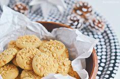 luzia pimpinella | buchtipp new york christmas & rezept für erdnussbutter-kekse | book tip NY xmas & peanutbutter cookies recipe