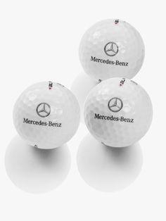 Golf ball RocketBallz™, pack of 3.