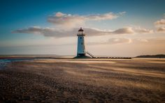 "500px / Photo ""Point of Ayr Lighthouse, Talacre"" by James Griffiths"