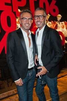 Europeans Turn Out for FNO - Slideshow    dean and dan d squared fashion