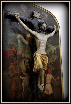 Detalles de la iglesia del Convento de Santo Domingo el Antiguo. Toledo