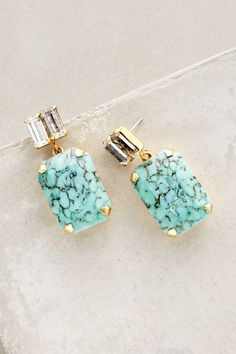 Nahoon Earrings - anthropologie.com #anthroregistry