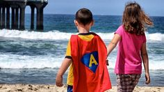 Sister Reveals Autistic Twin Brother's 'Super Powers'