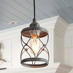 Wire Pendant Light, Geometric Pendant Light, Farmhouse Pendant Lighting, Island Pendant Lights, Farmhouse Light Fixtures, Kitchen Pendant Lighting, Kitchen Pendants, Mini Pendant Lights, Pendant Light Fixtures