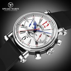 "This spring, Speake-Marin unveils a special edition dedicated to the early years of the British watchmaker Peter Speake-Marin, ""The London Chronograph"". This special edition will only be available in the Fine Watch Room at Harrods, in London during summer where it will be officially launched. www.speake-marin.com/news"