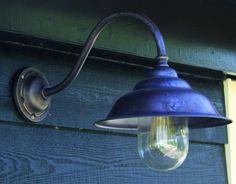 Savoye I recht model | Landelijke buitenlampen | Tuinverlichtinghotspot sfeervolle tuinverlichting en kwaliteitsbuitenlampen