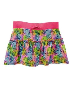 Another great find on #zulily! My Little Pony Gathered Drop-Waist Skirt - Kids & Tween #zulilyfinds