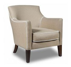 Cadogan Chair, Tapered Legs David Seyfried Armchairs - Classic and Contemporary Bespoke Furniture made in UK
