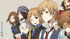 Tags: Anime, Fanart, Natsume Yuujinchou, Pixiv