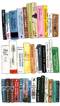 Image discovered by roupasuja. Find images and videos about drawing, book and illustration on We Heart It - the app to get lost in what you love. Got Books, I Love Books, Books To Read, Reading Books, Enough Book, Book Nooks, Book Lovers, The Book, Book Art