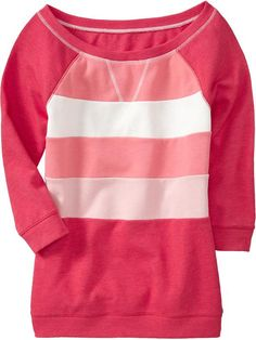 Women's Terry Pullovers Product Image