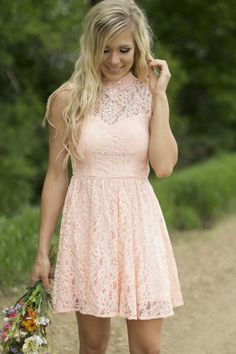 Beaded to Perfection Embroidered Lace Bridesmaid dress - Lace - Dresses