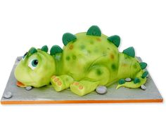 Dino Cake. 20 amazing cake ideas...