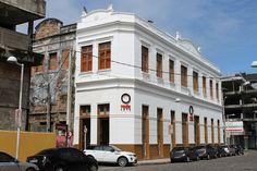 Recife, Pernambuco, Brasil - Recife Antigo (Roda Café)