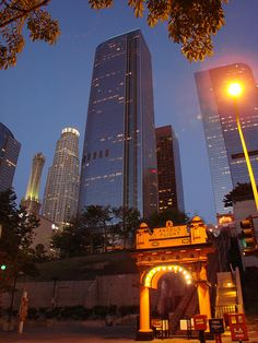 Los Angeles::Angels Flight and Two California Plaza