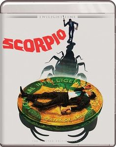 Scorpio - Blu-Ray (Twilight Time Ltd. Region A) Release Date: Available Now (Screen Archives Entertainment U.S.)