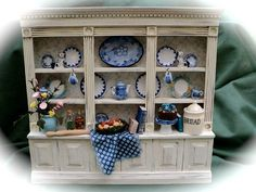Dolls House Miniatures  Shabby Chic / by LittleHouseAtPriory, $90.00