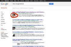 Ajouter votre photo dans les résultats de Google