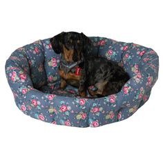 Latimer Rose Dog Bed  | Cath Kidston |