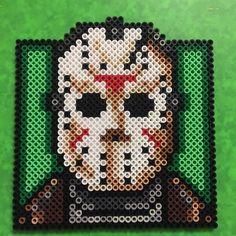 *CH-Ch-ch KA-Ka-ka* - #Jason_Voorhees by itsjessthegr8 #Friday_The_13th