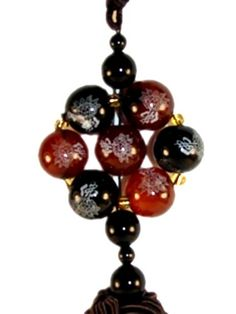 Feng Shui Agated Stone Beads Charm and a Betterdecor Pounch >>> Find out more about the great product at the image link. Stone Beads, Feng Shui, Agate, Pouch, Charmed, Drop Earrings, Stars, Handmade, Stuff To Buy