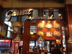 Garrett Popcorn Shops in Chicago, IL