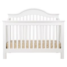 DaVinci Jayden 4 in 1 Crib with Toddler Rail - White Target $280