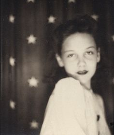 +~ Vintage Photo Booth Picture ~+