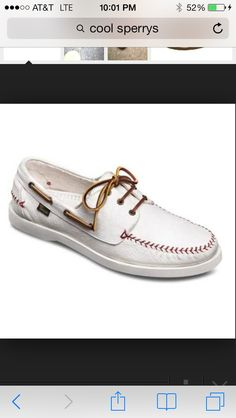 9b076c52cb729f Van De Maele Dupic and Franklin Enochs –Style Pick  Allen Edmonds Fastball  Boat Shoe– SO cool for those in the stands (or those off-the-diamond days)!