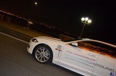 Jaguar XF Sportbrake! #Jaguar100Around #Napoli #lungomareliberato