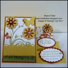 Side Step Card (holds gift cards)