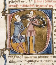 Dental treatment in Medieval England By Trevor Anderson British Dental Journal, No. 197 Abstract: Medieval century) medical literature suggests that care of the teeth was largely. Medieval Life, Medieval Art, Medieval Manuscript, Illuminated Manuscript, Illuminated Letters, European History, Art History, Ancient History, Eslava