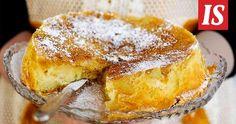 Venäläiseen sharlotkaan uppoaa uskomaton määrä omenoita. Kakun ainekset löytyvät lähes jokaisesta keittiöstä jo valmiiksi. Sweet Little Things, Sweet Pastries, Dessert Drinks, Desert Recipes, Yummy Cakes, No Bake Cake, Deli, Sweet Tooth, Deserts