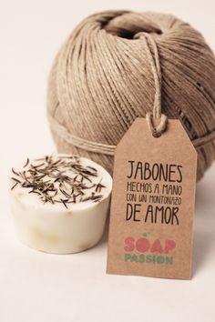 Jabones que quitan las penas, Soap Passion.