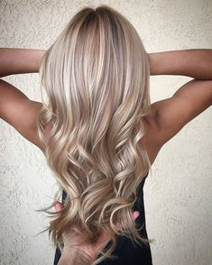 Fall blend for the this blonde shell