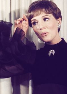 Julie Andrews: 77 Years Of Fabulousness: the most beautiful woman ever.