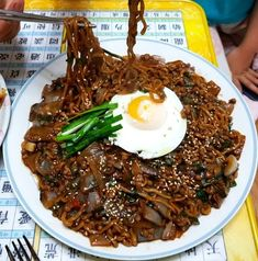 짜파게티로 중국집 쟁반짜장 만드는 방법 Cooking Recipes, Healthy Recipes, Korean Food, Korean Recipes, Food Items, Kimchi, Natural Remedies, Meal Planning, Cravings