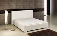 Łóżko 80272 tapicerowane z pojemnikiem M&K Foam Koło