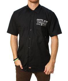 Outlaw Threadz Men's American Rebel Work Shirt